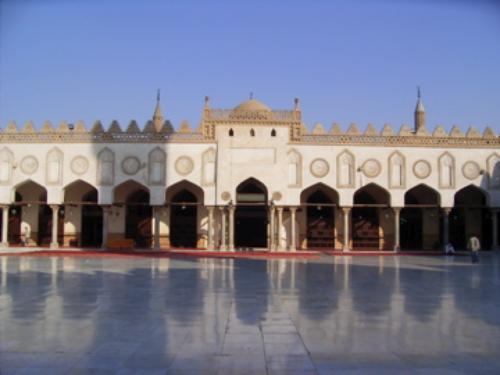 Meczet Al-Azhar w Kairze