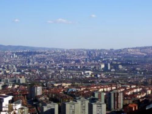 Ankara - Turcja stepów i parków
