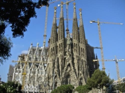 Barcelona - serce Katalonii