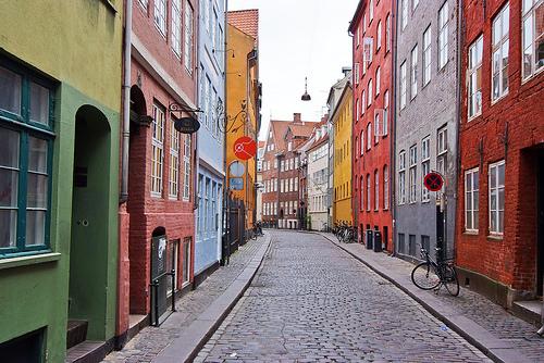 Kopenhaga - miasto jak z baśni Andersena